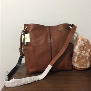 NWT Fossil Lane NS Crossbody